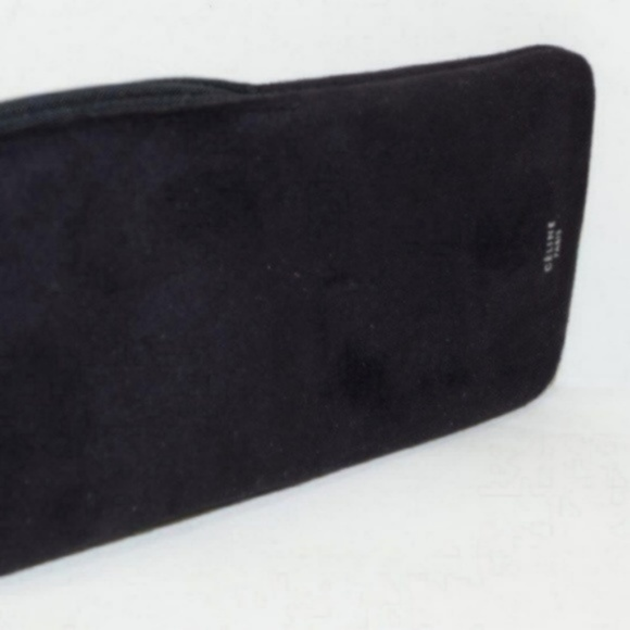 0fad5eb69080 Céline Black Semi-soft Sunglasses Case